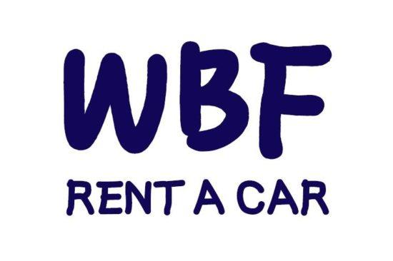 「パラダイスレンタカー」の事業所名を「WBFレンタカー」に名称変更
