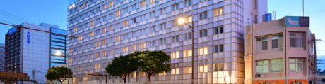 ホテルアクアチッタナハbyWBF